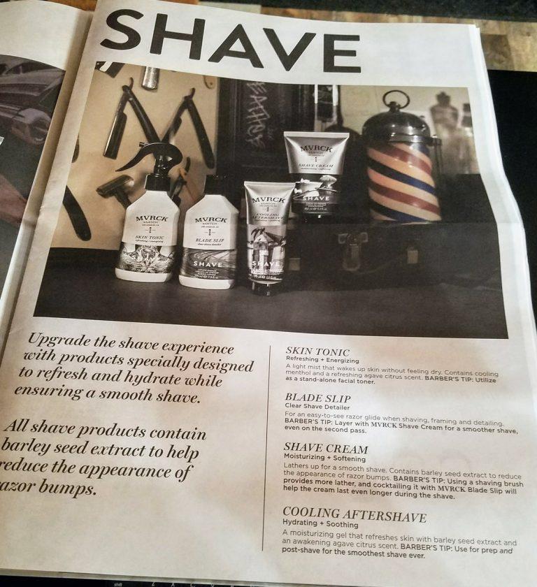 charlie john's hair parlor, kenosha barber shop, shave in kenosha