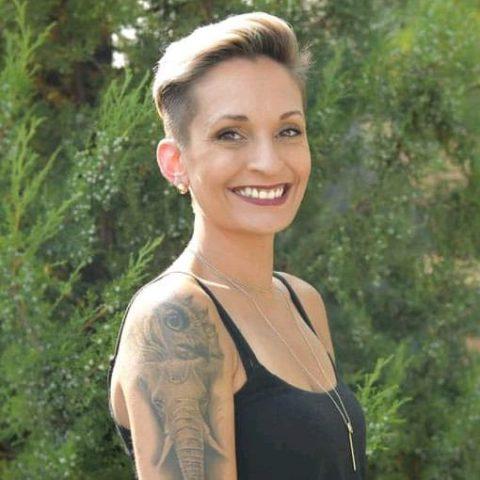 jenna rodriguez, charlie john's hair parlor, kenosha hair salon
