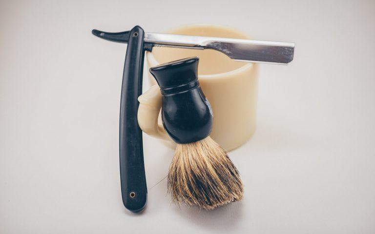 shave in kenosha, charlie john's hair parlor, kenosha hair